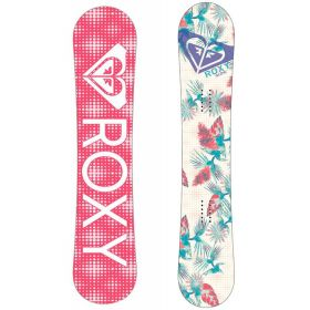 Roxy Glow Snowboard In Mixed Colours (146 cm)