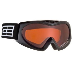 Salice Strike Kids Ski Goggles in Black
