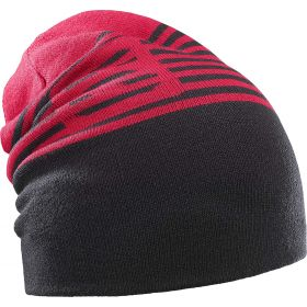 SALOMON Men's Flatspin Beanie in Barbados Cherry