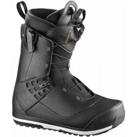 Salomon Dialogue Wide Snowboard Boots in Black (EU 42.5)