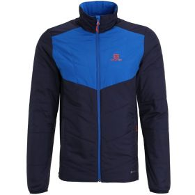 Salomon Drifter Mid Jacket in Big Blue (Extra Large)
