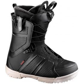 Salomon Faction Snowboard Boots in Black (EU 40)