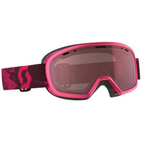 Scott Buzz Womens Ski Goggles in Pink (Small / Medium)