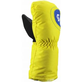 Scott Tot JR Ultimate Ski Gloves / Mittens in Yellow (Small)