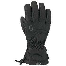 Scott Womens Ultimate GTX Ski Gloves / Mittens in Black (Extra Small)