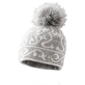 Starling Glamour Hat in Grey / White / 02025C