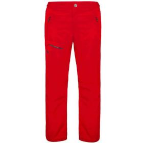 The North Face Jeppeson Ski Trousers / Salopettes in Fiery Red (Extra Large)