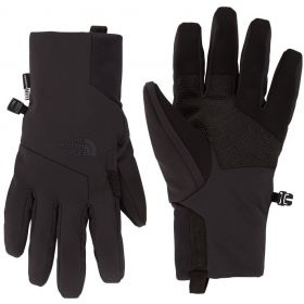 The North Face Mens Apex ETIP Ski Gloves / Mittens in Black (Extra Large)