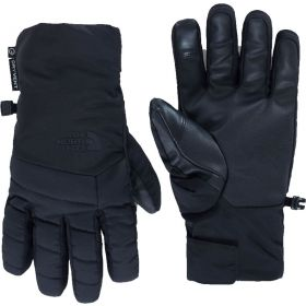 The North Face Mens / Womens Guardian ETIP Glove Ski Gloves / Mittens in Black (Extra Small)
