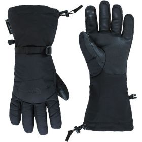 The North Face Mens Revelstoke Ski Gloves / Mittens in Black (Large)