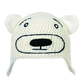 Turtle Fur Knut Polar Bear Kids Hat