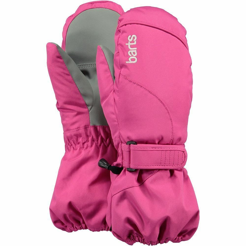 Captains Cabin Barts Tec Mitt Ski Gloves   Mittens in Fuchsia Pink (6-8  Years   Size 4) 626900a9620a